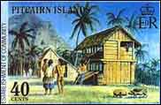 Pitcairn Islands Stamp